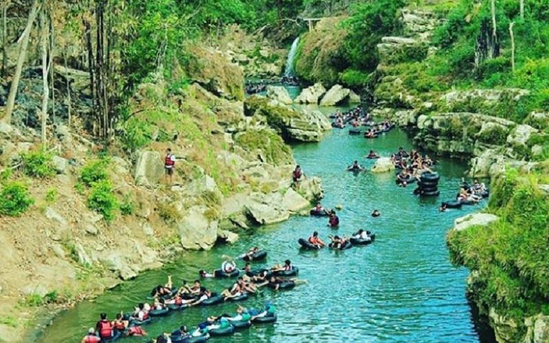 Wisata Gua Pindul Gagal Dibuka karena Tak Penuhi Syarat