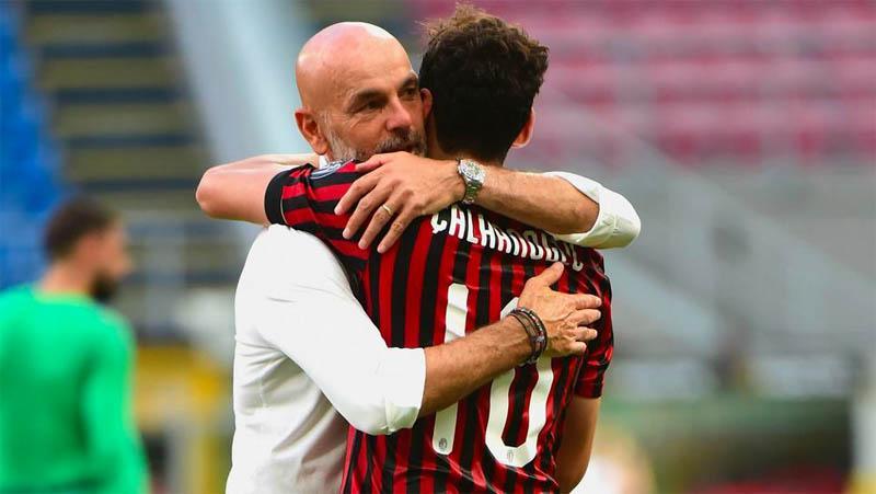 Milan Kalahkan Roma, Stefano Pioli: Akhirnya Kami Menang atas Tim Besar