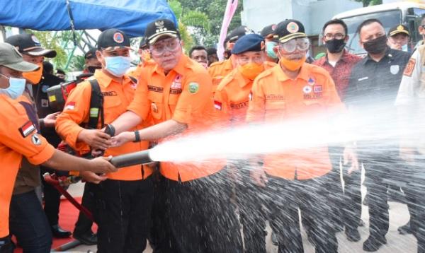 Cegah Karhutla di Sumsel, Gubernur Herman Deru Gelontorkan Rp45 Miliar ke 10 Kabupaten