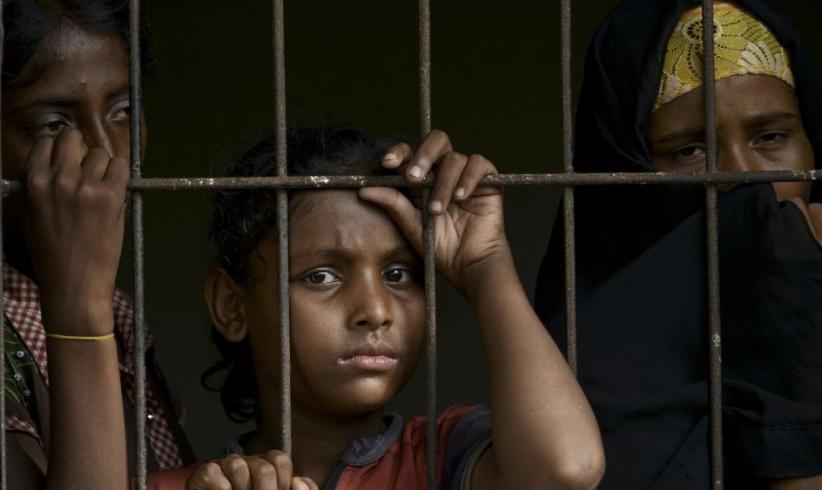 3 Tentara Myanmar Divonis Bersalah terkait Kekejaman terhadap Muslim Rohingya