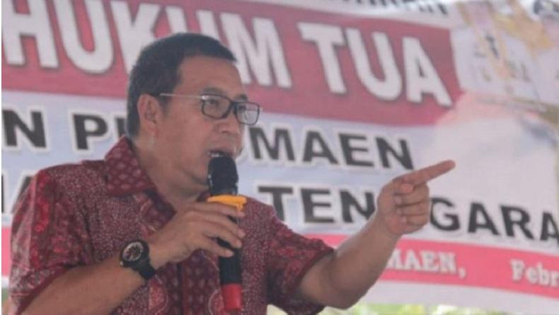 Masalah Penyaluran BLT Dana Desa, 3 Hukum Tua di Minahasa Tenggara Dinonaktifkan