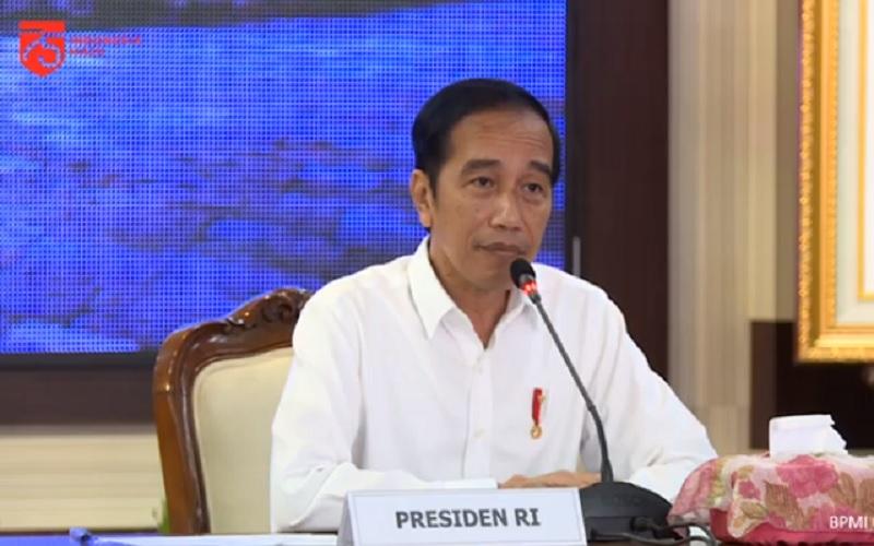 Jokowi Minta Penegak Hukum Gigit Oknum yang Korupsi Dana Penanganan Covid-19