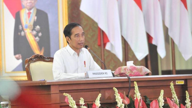 Jokowi Dikabarkan Berencana Terbitkan Perppu Alihkan Fungsi OJK kepada BI