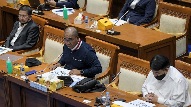 Anggota Komisi VII DPR Usir Dirut Inalum di Tengah Rapat, Ini Kronologinya
