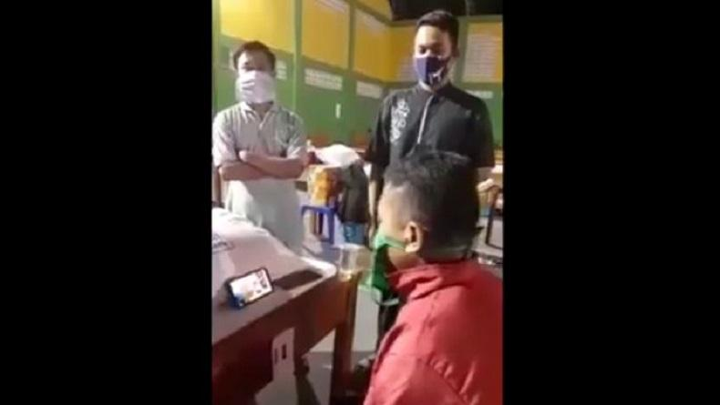 Viral, Pasien Covid-19 Dikarantina Curhat ke Bupati Jombang Tak Pernah Dijenguk Dokter