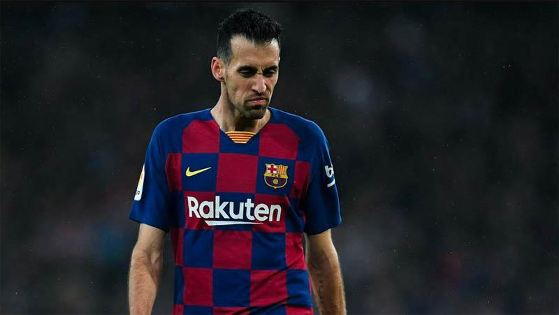 Barcelona Mogok di Posisi Ke-2, Busquets Ragu Real Madrid Akan Terpeleset