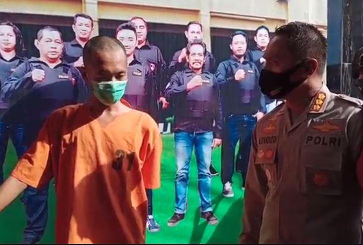 Bejat, Pemuda di Cirebon Setubuhi 2 Adiknya hingga Hamil