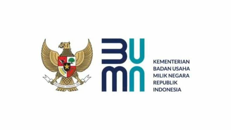 Usung Transformasi, Erick Thohir Luncurkan Logo Baru Kementerian BUMN