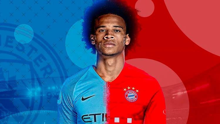 Man City dan Bayern Munchen Sepakati Harga Transfer Leroy Sane