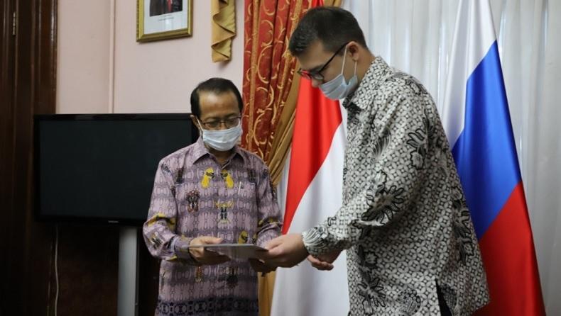 Jokowi Tunjuk Bos Restoran Jadi Konsul Kehormatan RI di Vladivostok Rusia