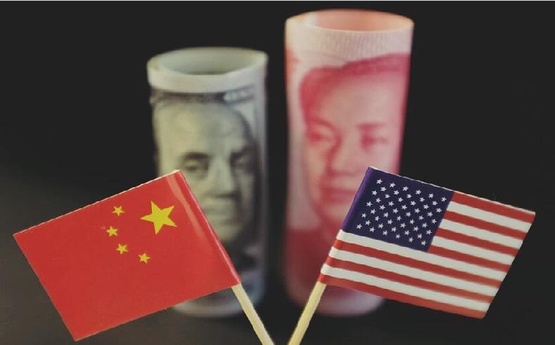 AS Sahkan UU Baru, Bank yang Berhubungan dengan China Bakal Disanksi