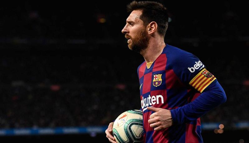 Lionel Messi Batalkan Negosiasi Kontrak dengan Barcelona
