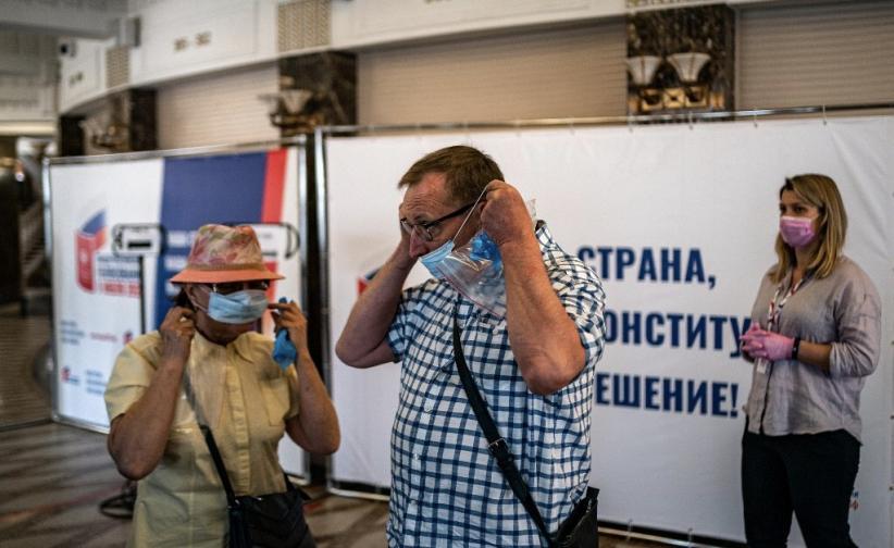 Kasus Corona di Rusia 674.000 Orang Korban Meninggal Hanya 10.000, Ini Penjelasannya
