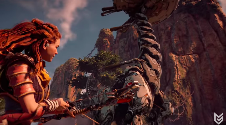 Game Horizon Zero Dawn Bakal Sambangi PC 7 Agustus 2020