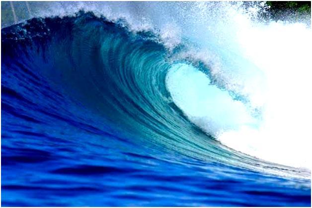 Gelombang Laut Perairan Sumbar Tinggi, Nelayan Diimbau agar Waspada