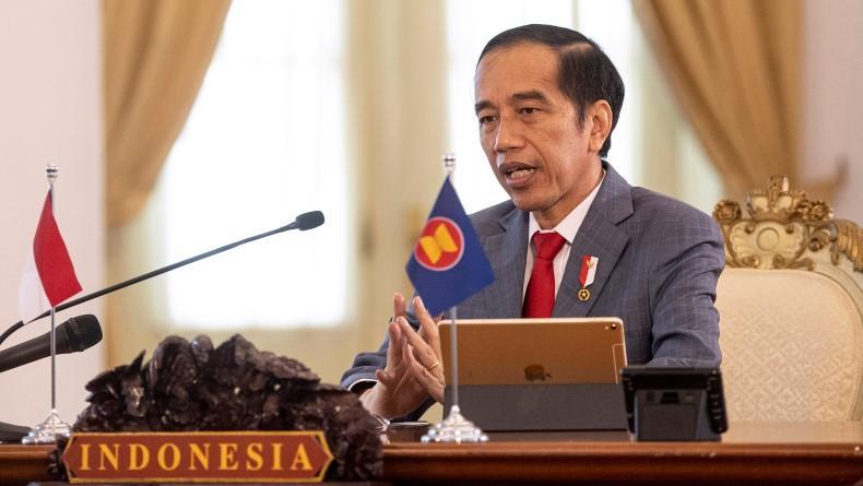 Ekonomi Dunia Bakal Minus, Jokowi: Kalau Anggap Biasa Saja, Waduh Bahaya Banget