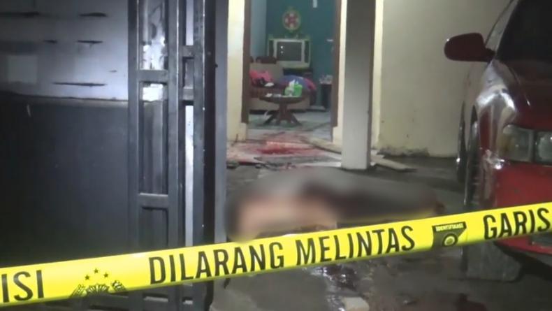 Bapak 1 Anak di Gowa Ditemukan Tewas Berlumuran Darah di Teras Rumah