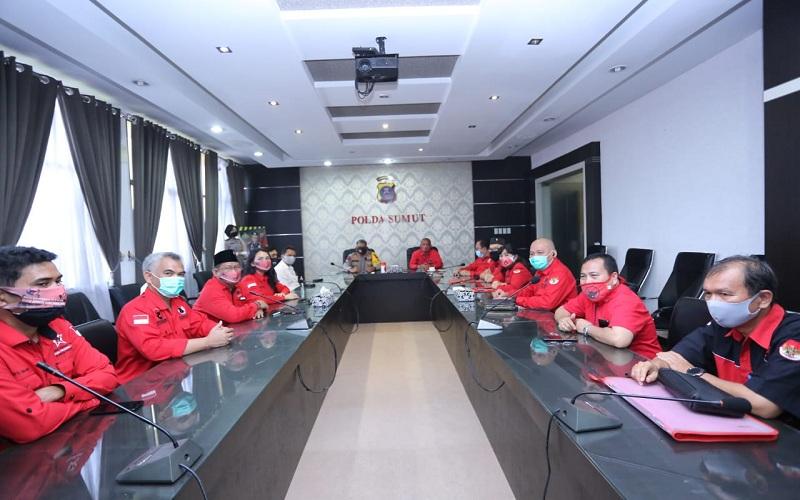 DPD PDI Sumut Ikut Laporkan Pembakar Bendera Partai ke Polisi, Ini Kata Pengamat
