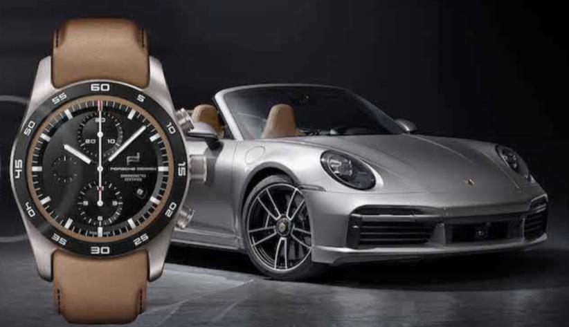 Porsche Luncurkan Jam Tangan Eksklusif Dibuat Khusus Sesuai Keinginan Pemilik Mobil