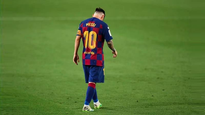 Inter Milan Mau Beli Lionel Messi, Sponsor Ogah Bantu