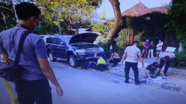 Ledakan di Menteng, Polisi Dalami Dugaan Teror ke Pemilik Mobil