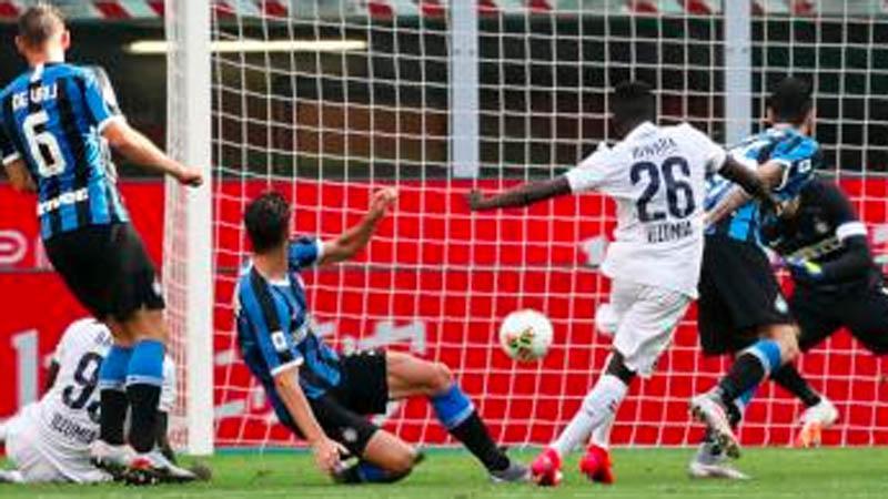 Inter Vs Bologna: Sempat Unggul, I Nerazzurri Berbalik Kalah.