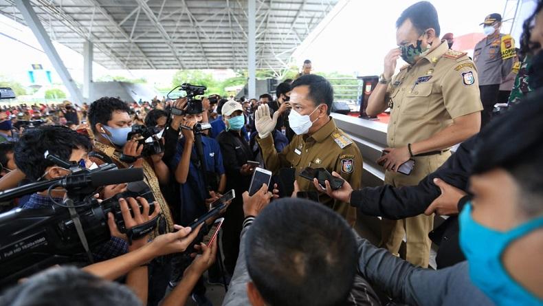 Warga di Zona Merah Makassar Diminta Tidak Tonton Pemotongan Hewan Kurban