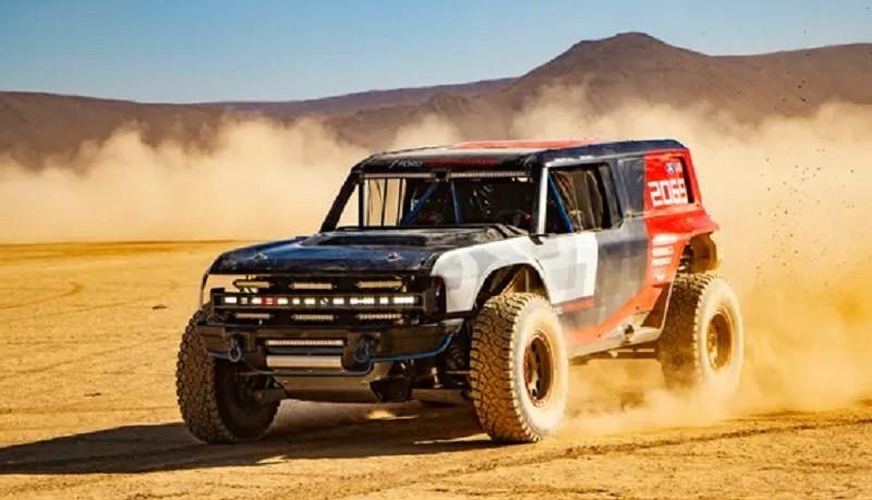 Ford Pilih Luncurkan Bronco Terbaru Secara Virtual di Jaringan Disney