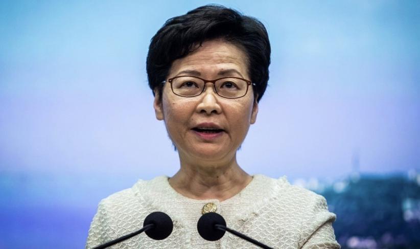 Pemimpin Hong Kong Peringatkan Beratnya Hukuman bagi Pelanggar UU Keamanan