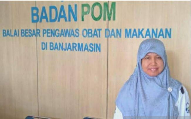 BPOM Banjarmasin Ingatkan Warga Waspada Hoaks Air Mineral Mengandung Zat Besi