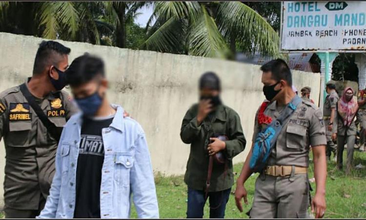 Penginapan di Pasir Jambak Dijadikan Tempat Maksiat, Satpol PP Padang Panggil Pemilik