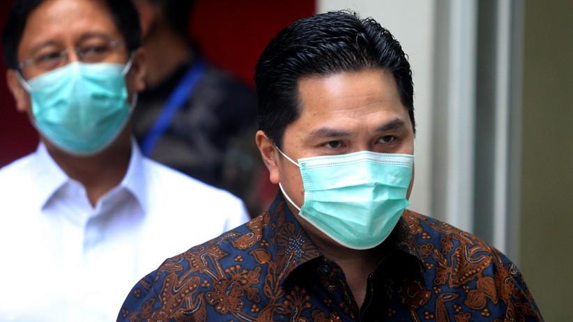 Harga Vaksin Corona, Erick Thohir: Kita Nggak Markup Kok
