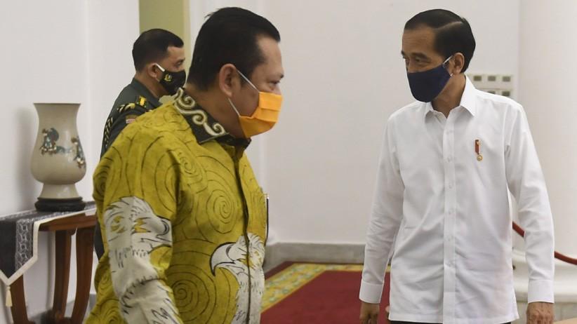 Bamsoet Sebut Jokowi Ingin BPIP Diperkuat dengan UU