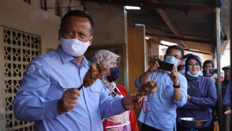 Edhy Prabowo Sebut Gudang Pendingin Ikan Bisa Cegah Praktik Tengkulak