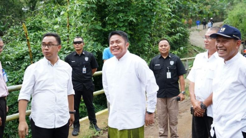 GOR Pagaralam Segera Dibangun, DPRD: Terima Kasih Gubernur Herman Deru