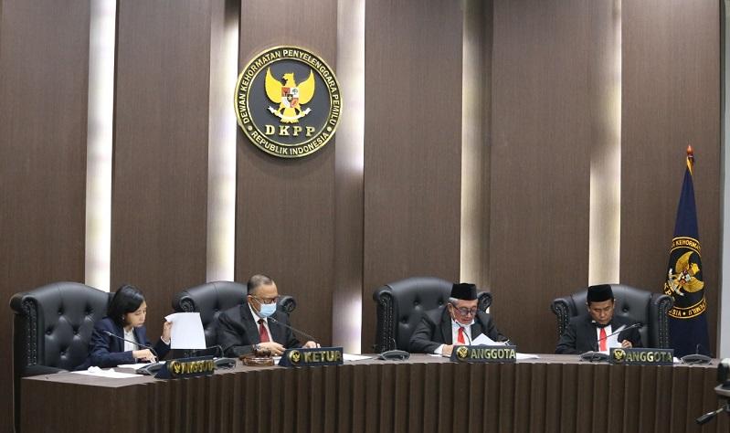 Ketua Kpu Jeneponto Dilaporkan Ke Dkpp Tinggal Tunggu Sidang Bagian 1