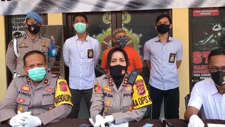 Ketua RT di Banjar Cabuli 3 Anak di Bawah Umur, 2 Perempuan dan 1 Laki-Laki