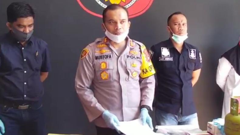 15 Anggota Polres Lubuklinggau Mengaku Pakai Narkoba