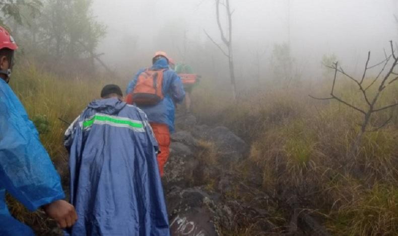 Diduga Tersesat, 2 Pendaki Gunung Agung Bali Dilaporkan Hilang