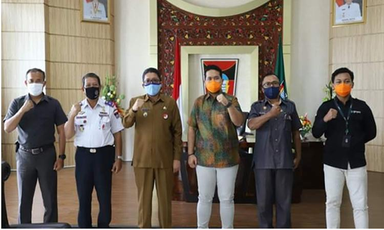 Pemkot Padang Panggil Gojek, Ini Hasil Pertemuannya