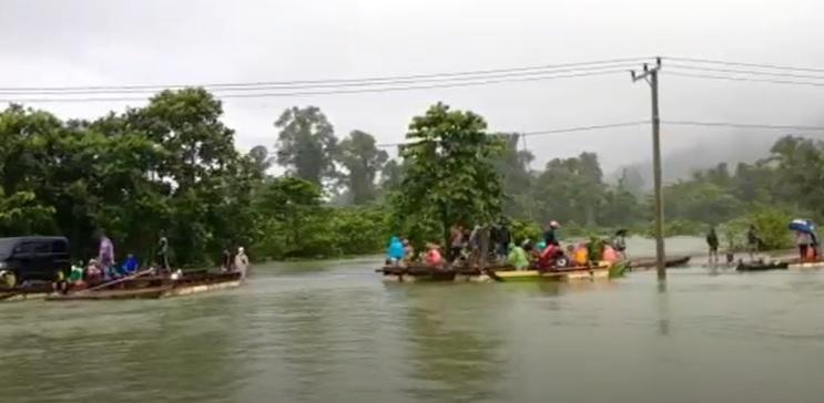Banjir di Konawe Utara, BNPB: Potensi Hujan Tinggi Masih Terjadi Hingga Agustus