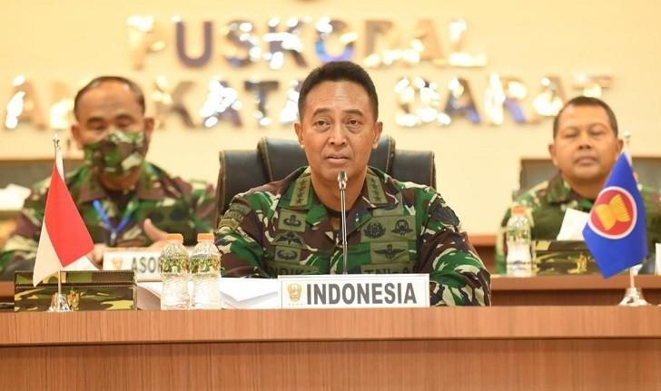 Beri Dukungan ke Siswa Secapa, KSAD: Semua Pejabat TNI AD Sangat Memperhatikan Rekan-Rekan
