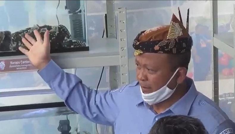 Menteri Kelautan dan Perikanan Edhy Prabowo Ditangkap KPK, Ini Kronologinya