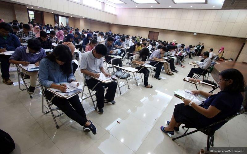 51 Peserta UTBK di Surabaya Reaktif Covid-19, 13 Masih Isolasi