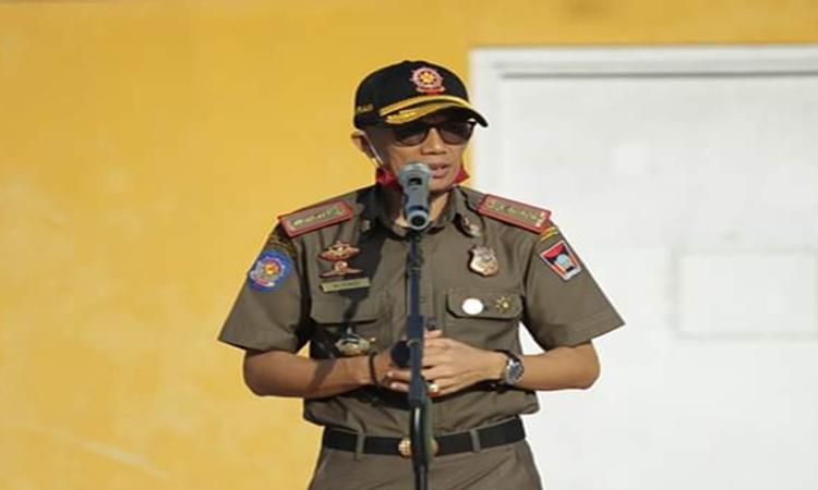 Bubarkan 74 Titik Kerumunan, Kasatpol PP Padang: Sulit Ubah Kebiasaan saat Pandemi
