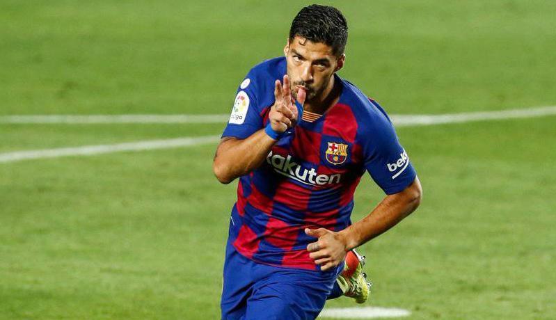 Juventus Tertarik Tampung Luis Suarez secara Gratis