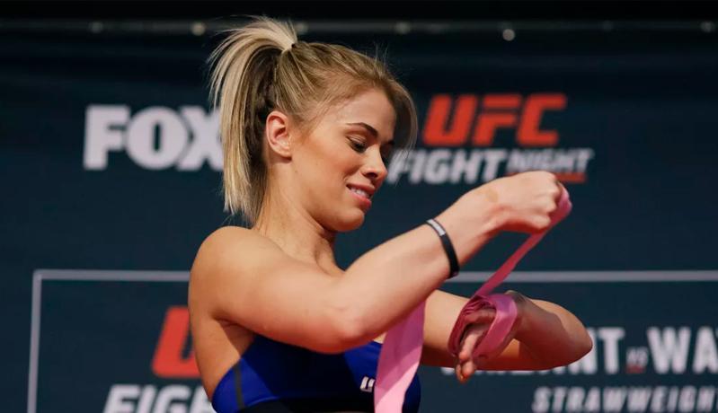 Tak Puas dengan Bayaran UFC, Petarung Cantik Ini Bisa Banting Setir Jadi Model