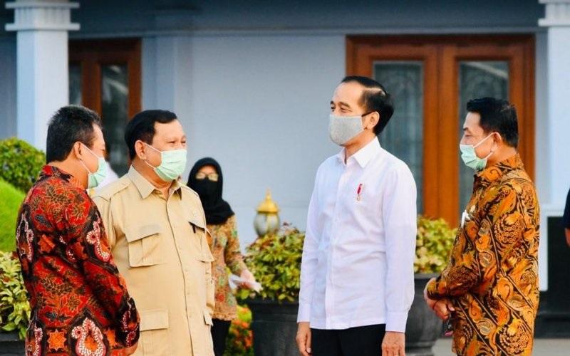 Jokowi Terbang ke Kalteng Tinjau Food Estate dan Posko Penanganan Covid-19