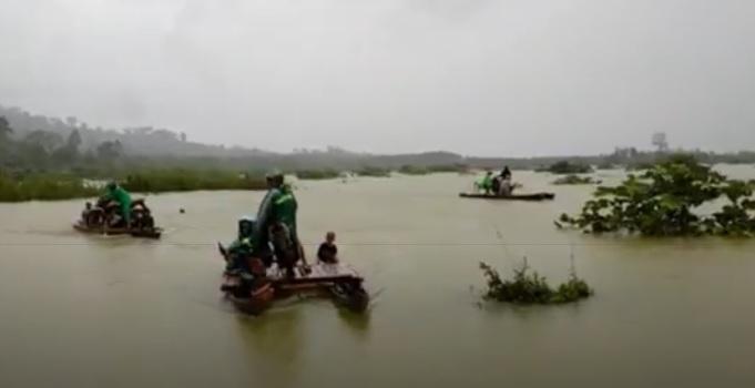 Banjir di Konawe Utara Meluas, Ratusan Rumah di 3 Kecamatan Terendam
