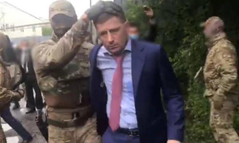 Gubernur di Rusia Ditangkap atas Tuduhan Pembunuhan Pengusaha